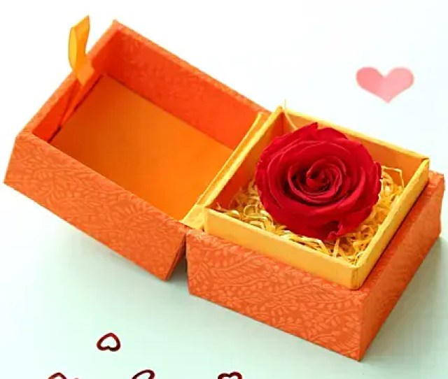 Timeless The Forever Red Rose Valentines Day Gifts For Him