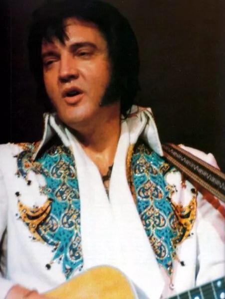 Image result for Elvis Presley, October 1976