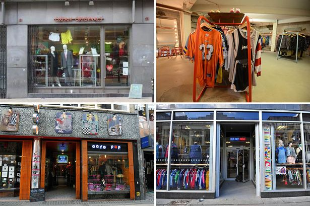 VINTAGE CLOTHES SHOPS GREATER MANCHESTER Wrocawski