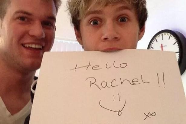 Niall: 1D member