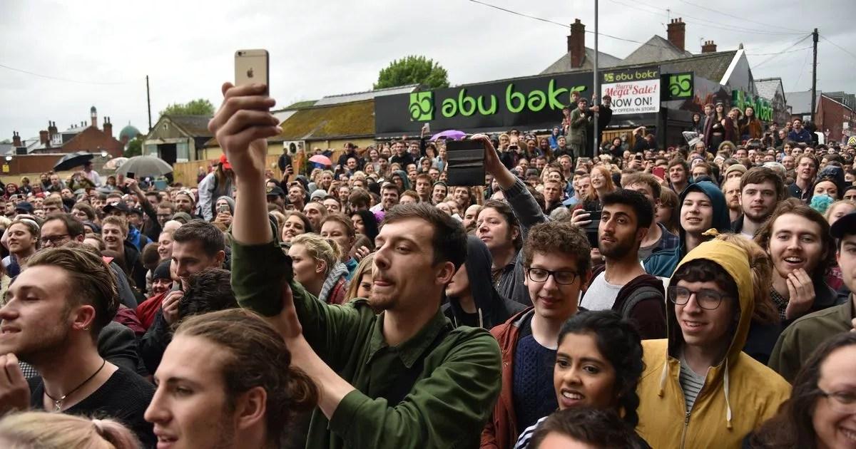 Image result for jeremy corbyn leeds