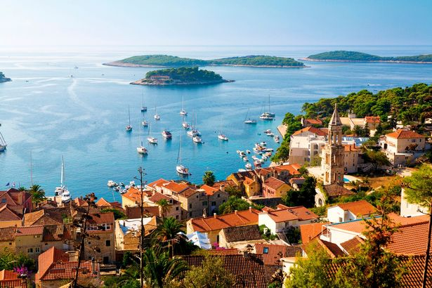 The tragic death is believed to have happened in Hvar, Croatia (generic photo) (Photo: PA)