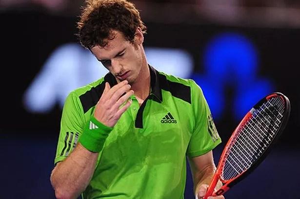 Image result for australian open 2011 murray loss