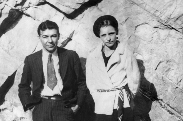 Image result for Bonnie Parker and Clyde Barrow