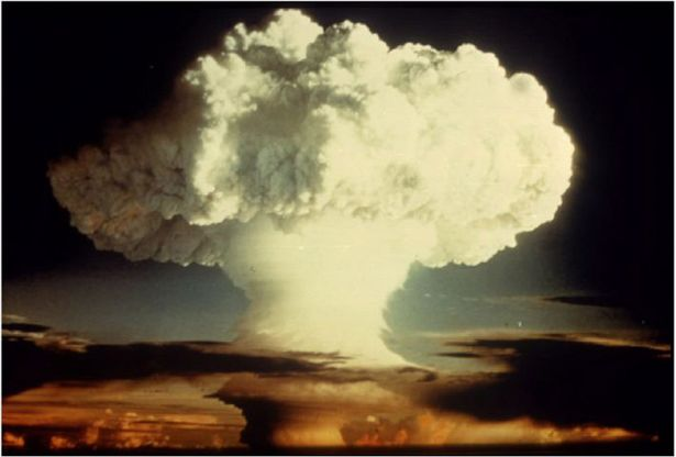 Kaboom: Nuclear missiles can strike anywhere on Earth