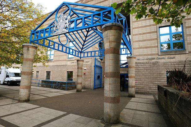 Appearance: Wolverhampton crown court