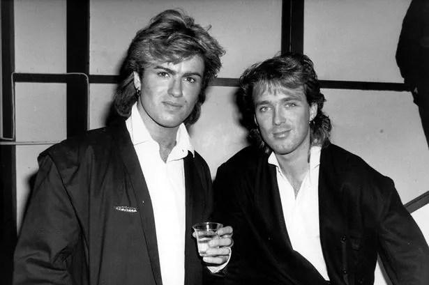 George Michael & Martin Kemp