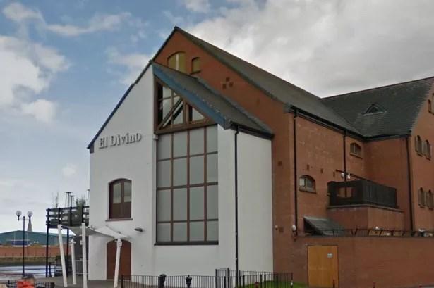 El Divino nightclub in Belfast