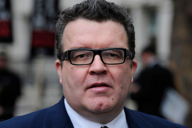 British Labour MP Tom Watson