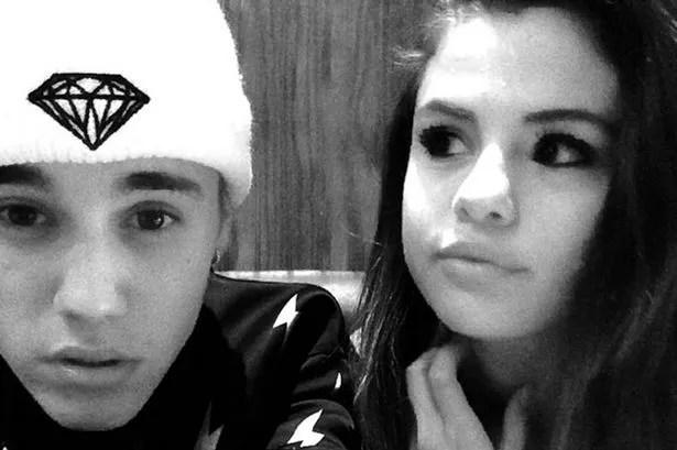 Justin Bieber whose post with Selena Gomez