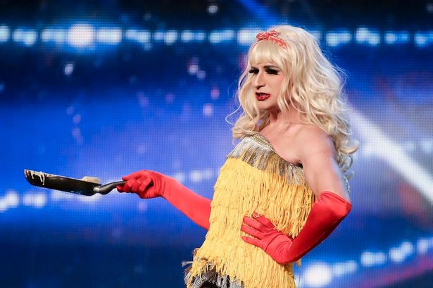 Image result for drag queen russella