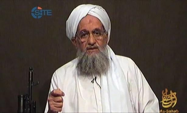 Al-Qaeda Ayman al-Zawahiri