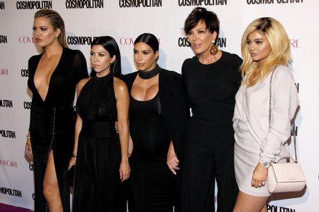 The Kardashian clan celebrate momager Kris's 60th birthday