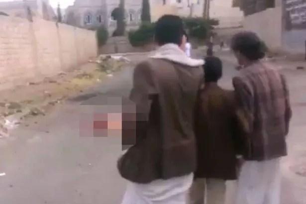 People film still alive 'failed suicide bomber'