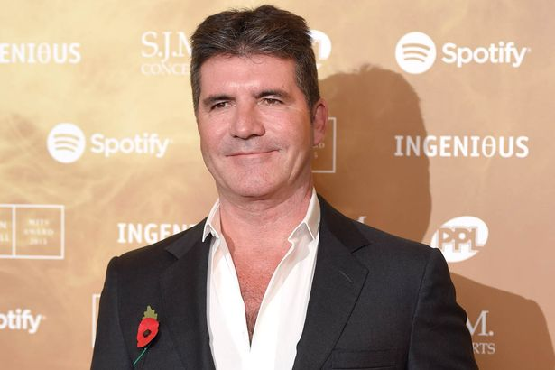 Simon Cowell attends the Music Industry Trusts Awards in aid of the Nordoff Robbins charity and BRIT Trust at The Grosvenor House Hotel on November 2, 2015 in London, England