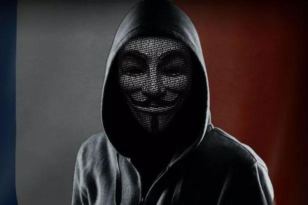 Ciberguerra: Anonymous dice ISIS lanzado instrucciones para proteger a sus seguidores de ser hackeado