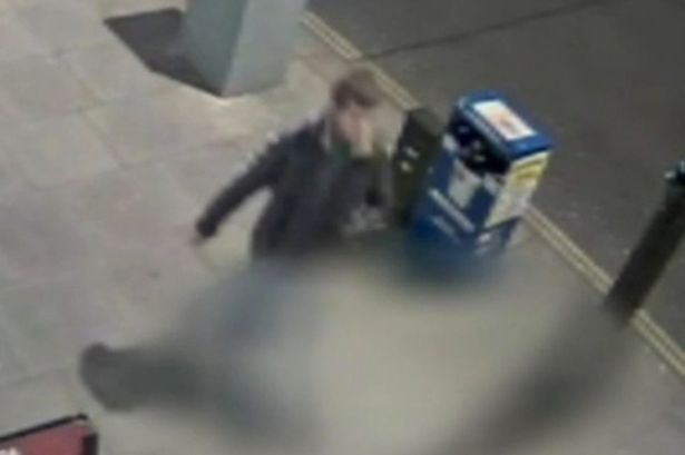 CCTV appeal after sexual assault in Camden, London