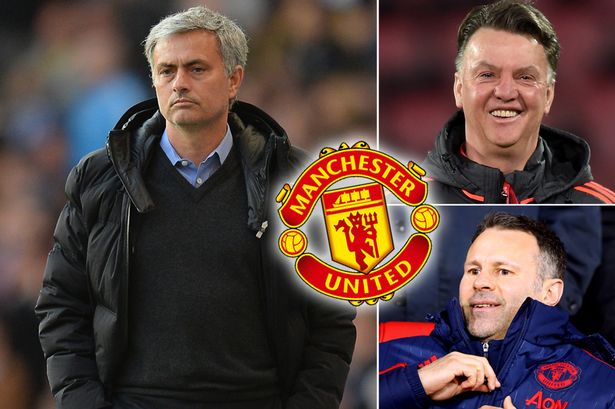 MOURINHO-MANI Ryan Giggs to leave Manchester United if Jose Mourinho becomes manager