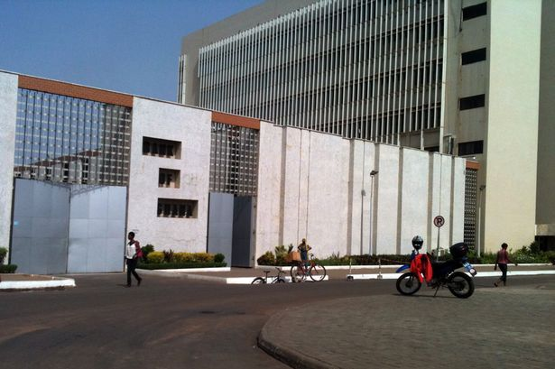 Central Bank of Ghana