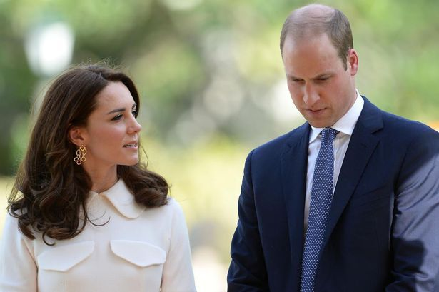 The Duchess of Cambridge wore Cassandra Goad Temple of Heaven earrings