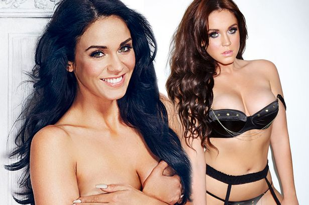 ONE-WEEK-ONLY-vicky-pattison-main Photos: Vicky Pattison poses naked in new photoshoot