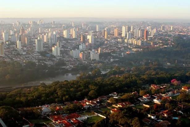 Piracicaba in Brazil