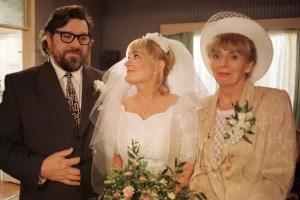 Ricky Tomlinson as Jim Royle Caroline Aherne as Denise Royle and Sue Johnston as Barbara Royle