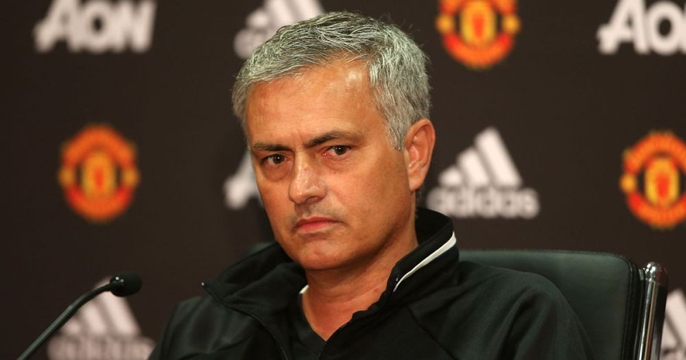 Image result for jose mourinho angry in press conference