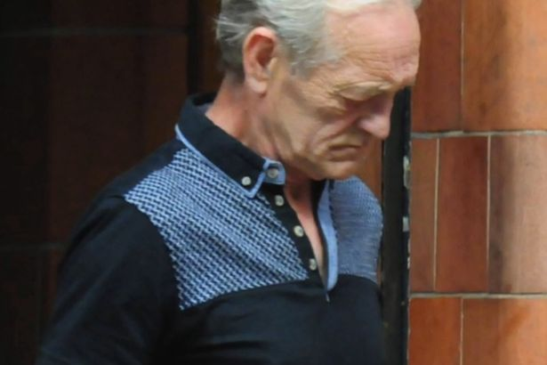 Alan Priest, 63, was locked up for life at Warwick Crown Court today