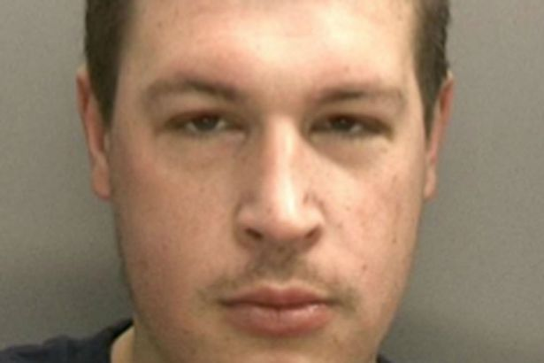 Robert Bailey, 27, of Watt Road, Erdington, Birmingham, was handed a seven-year sentence