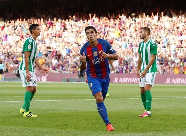 Image result for suarez barcelona