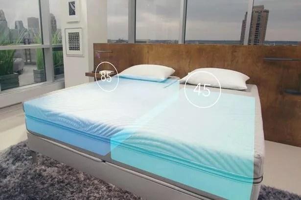 Smart bed
