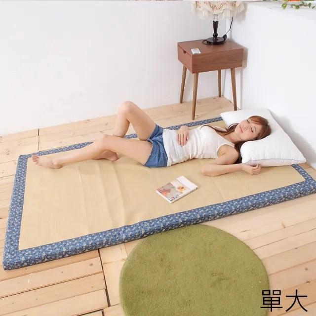【Lust】日式和風床墊3.5X6.2尺 透氣性更勝記憶墊學生高級床墊質感絕佳(台灣製造)