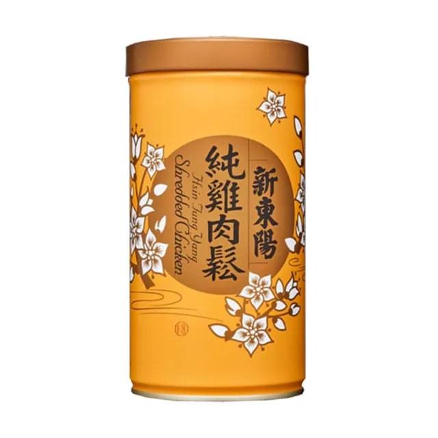 【新東陽】純雞肉鬆225g