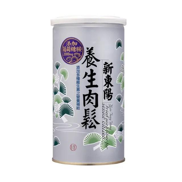 【新東陽】養生肉鬆225g