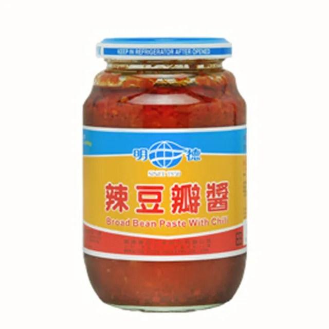 【明德】辣豆瓣醬(460g)