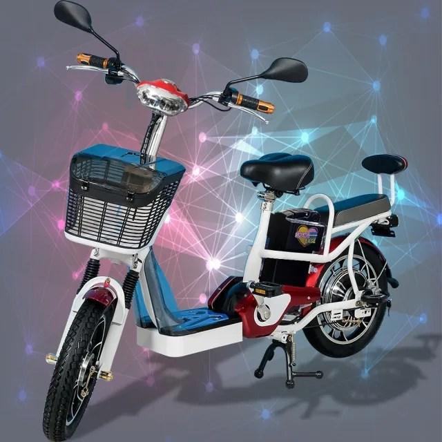勝一EV-16S48V電動輔助自行車