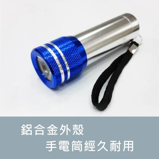 【KINYO】25W高亮度自行車燈組(BLED-7255)