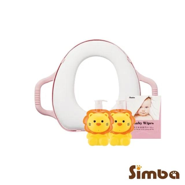 【Simba 小獅王辛巴】戒尿布清潔溜溜便器組