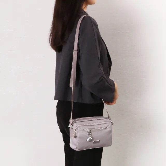 【Samsonite 新秀麗】Karissa2.0休閒時尚女性肩背包(KC5)