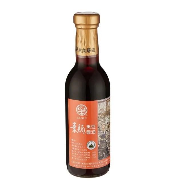 【民生】民生素顏黑豆醬油300ml(素顏黑豆醬油)