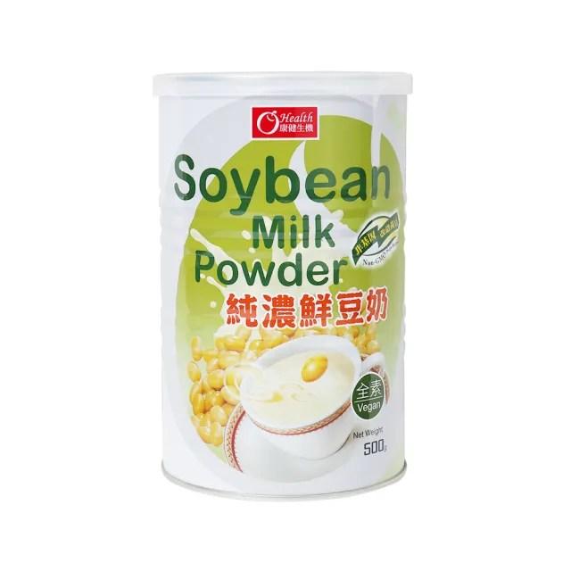 【康健生機】純濃鮮豆奶(500g)