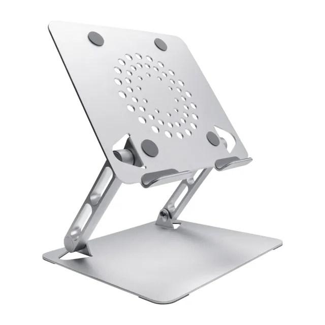 【imiia】鋁合金電腦支架(散熱 鋁合金 筆電支架 筆電架 增高架)