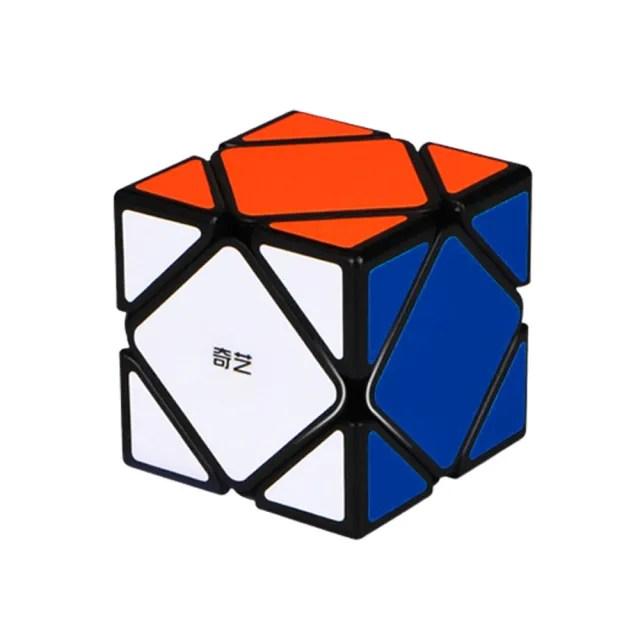 【888ezgo】魔方格斜轉魔術方塊(授權)