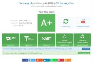 SSL Security Test