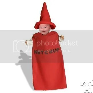 ketchup baby