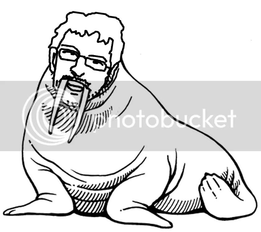 desi + walrus = desirus