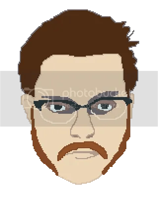 pixel portrait of robby 2.0