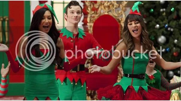 Glee: 'Previously Unaired Christmas' (Episode 96) – Jon