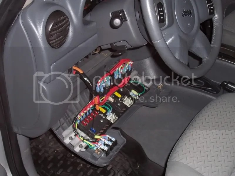 2011 Jeep Compass Fuse Diagram